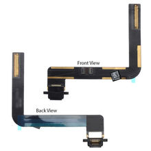 10pcs/lot For iPad 5 2017  A1822 A1823 charge Charging Dock Connector Port Flex Cable