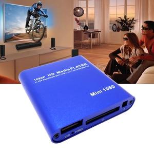 Image 4 - Full HD 1080P HDD Multimedia Player With HDMI SD Media TV Box USB External Media Player Support MKV H.264 RMVB WMV HDD Player