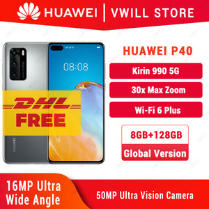 Телефон мобильный, телефон с интерфейсом Kirin 990, Bluetooth 5,1, с датчиком жестов SA/NSA, Android 10, Wi-Fi 6