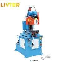 Découpeuse semi-automatique hydraulique LIVTER pour la coupe de tuyaux en acier inoxydable