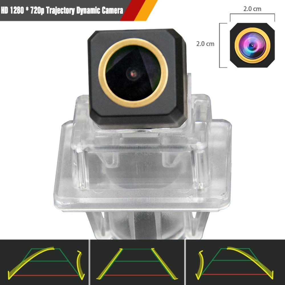 Динамические направляющие камеры заднего вида для MB Mercedes Benz A Class W176 C W204 C204 S204 E W212 S212 S W221 CL W216 SLS W204 SL R231|Камера для авто|   | АлиЭкспресс