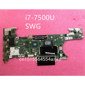 original laptop Lenovo Thinkpad T470 motherboard mainboard i7 i7-7500U SWG graphics card 01HX644 01AX967 01LV679