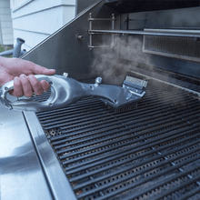 Щетка из нержавеющей стали для чистки барбекю уличный очиститель
