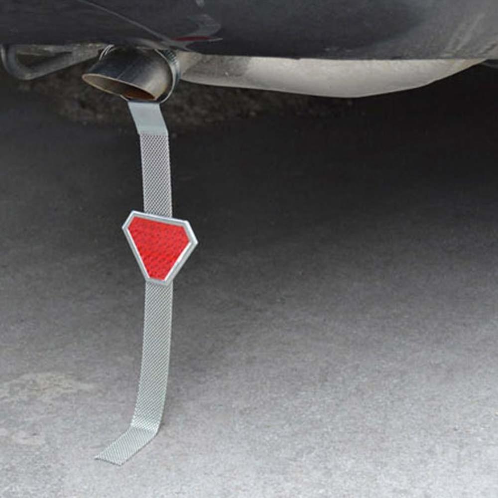 Car Anti-static Belt Metal Static Belt Anti-static Strip Anti-static Reflective Static Eliminator