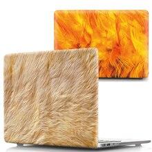 Сумка для ноутбука Новый жесткий ПВХ корпус macbook pro air