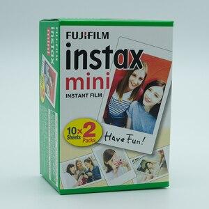 Image 5 - Оригинальная пленка Fujifilm Instax Mini 10 20 40 50 60 листов для камеры моментальной печати FUJI Mini 11 9 8 7s 70 90 25, пленка для камеры, новинка, Лидер продаж