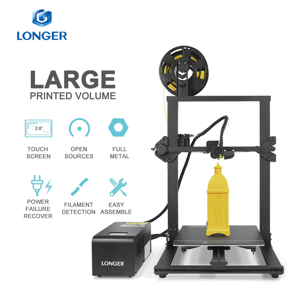 LONGER LK1 3D Printer With 2.8