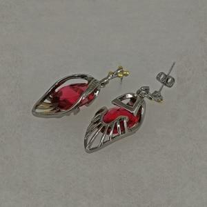 Image 5 - DreamCarnival 1989 עדין נשי אדום לנשים המים AAA Zirconia טיפת חג המולד 2020 חדש שנה מתנה WE3988