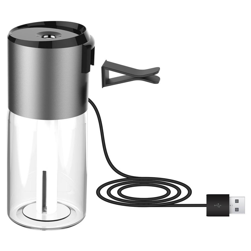 Diffuser Essential-Oil Aromatherapy-Purifier Air-Purification USB Accessary-Mist Automobile