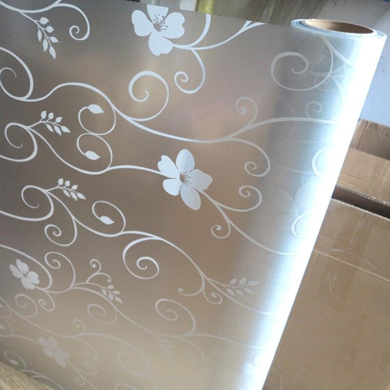 Наклейка на окно для защиты конфиденциальности, самоклеящаяся наклейка для домашнего декора, стеклянная наклейка для ванной, гостиной, SNO88