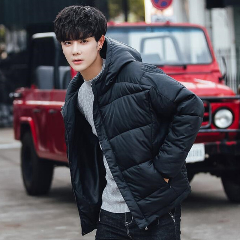 Men High Quality Winter Jacket Clothes Fashion Parkes Warm and Windproof Parker
