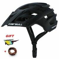 Cairbull Cycling Bicycle Helmet In-mold MTB Bike Helmet Casco Ciclismo Road Mountain Bike Helmets TT Helmet MTB Safety Cap