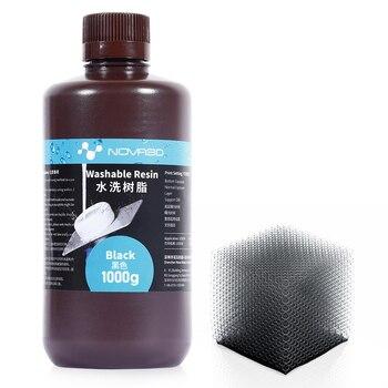 NOVA3D Water Washable Resin 3D Printer UV Resin 405nm LCD 3d Printer Photopolymer Resin High Qaulity Printing 3d ??????