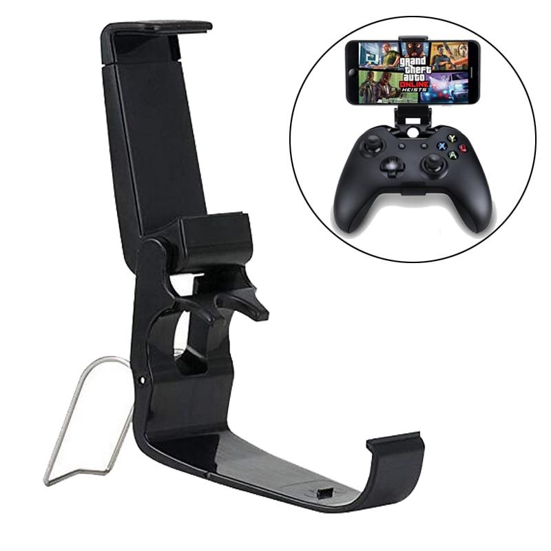 Handy-Ständer für Xbox One S / Slim-Controller-Handgriff für Xbox - Spiele und Zubehör