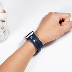 Silicone Strap For iwatch 5 ba