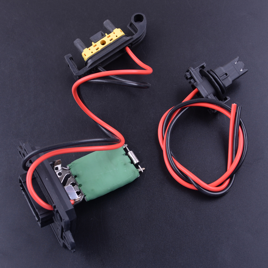 Heater Blower Fan Motor Resistor for MK3 III 7701209803
