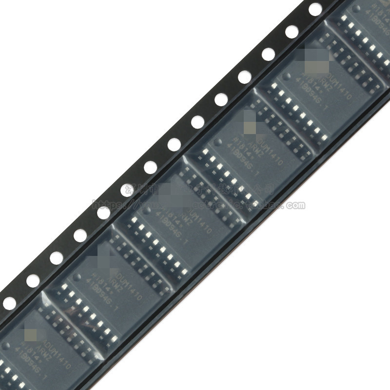 5pcs Genuine Authentic Patch ADUM1410ARWZ-RL SOIC-16 Four-channel Digital Isolator