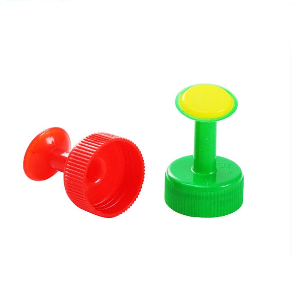 1 шт. пластиковая насадка для разбрызгивателя бутылок для водяных цветов, банки для полива, насадка для душа, садовые инструменты Z0518