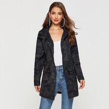 Escalier Women Lightweight Rain Jacket Waterproof Active Outdoor Hooded Raincoat