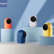 Yeni Aqara G2H kamera 1080P HD gece görüş mobil için Apple HomeKit APP izleme G2H Zigbee akıllı ev güvenlik kamera