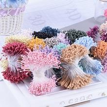 400pcs 1 5mm Mini Stamen Sugar Artificial Flower Head For Wedding Party Home Decoration DIY Christmas