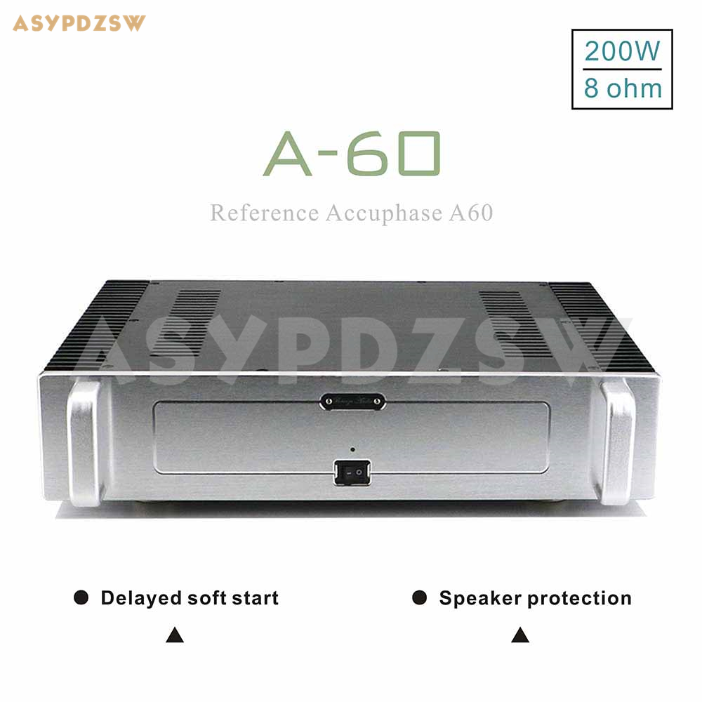 Finished HIFI A-60 Power Amplifier Reference Accuphase A60 Current Feedback 200W