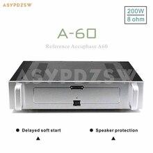 Готовый Hi Fi A 60 усилитель мощности accuphase A60, обратная связь 200 Вт