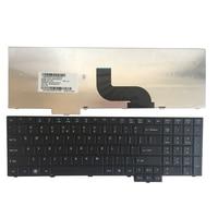 Novo teclado dos eua para acer travelmate 5360 5760 5760g 5760z 5760zg 6595tg 6595g 6595 t eua teclado do portátil
