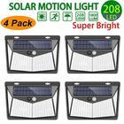 4/2/1pcs 208 LED Sol...