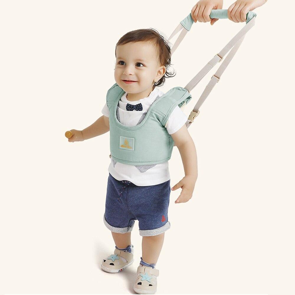 Cinturón de bebé de cuatro estaciones transpirable tipo cesta de algodón sólido cinturón de bebé asistido de pie ayuda bebé aprender a caminar Aparcamiento PDC ayudar Sensor para Volvo S40 S60 S80 V50 V70 C70 XC70 XC90 30765108, 30668100, 30765408, 30668099, 5267042