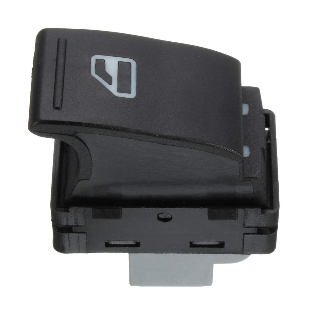 Wotefusi Window Lifter Switch Control Fit For VW Transporter T5 2005-2009 T6 2009-2014 [QPA610]