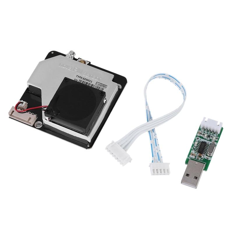 PM Sensor SDS011 High Precision Lase R PM2.5 PM10 Air Quality Detection Sensor