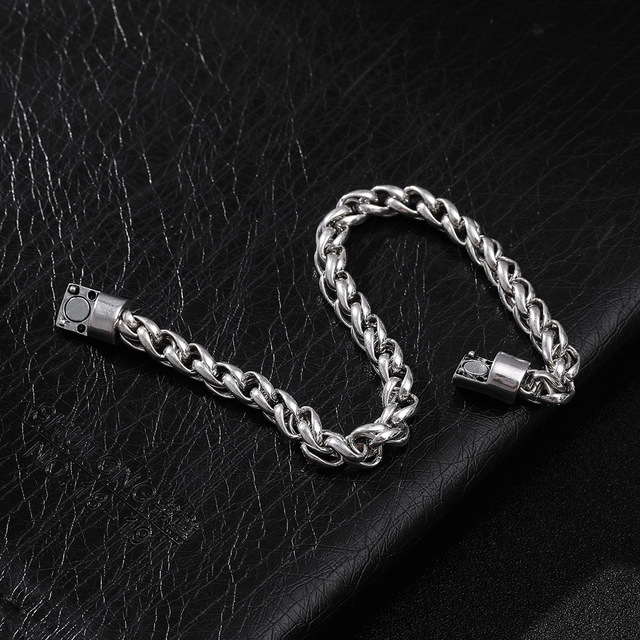 Купить модный качественный новый продукт серебряный браслет будды византийский