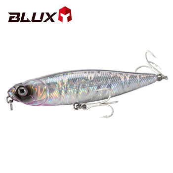 BLUX RIPPLE 87 Topwater Pencil WTD 87mm 9g Surface Fishing Lure Walk The Dog Artificial Saltwater Hard Bait Bass Plastic Walker