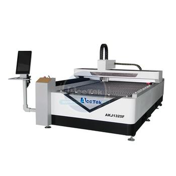 500W 1000W 1500W metalowa maszyna CNC do cięcia laserem światłowodowym ze stali nierdzewnej na sprzedaż/stalowa wycinarka laserowa 1325
