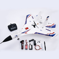 100cm Glider Aeroplane 2.4G RC GPS Aircraft With Gyro Auto Balance PNP Trainer Beginner Model Aircraft Brushless Motor