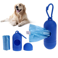 Dog Pet Good Quality Garbage Clean up Bags Waste Carrier Holder Convenient To Use
