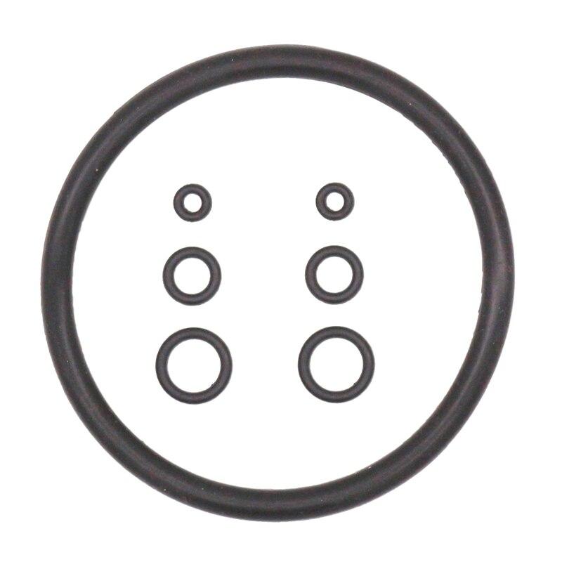 2 Sets/lot Corny Keg O-ring Replacement Set Rebuild Kit For Corny Kegs Brand New Fit Ball Lock And Pin Lock Corny Keg