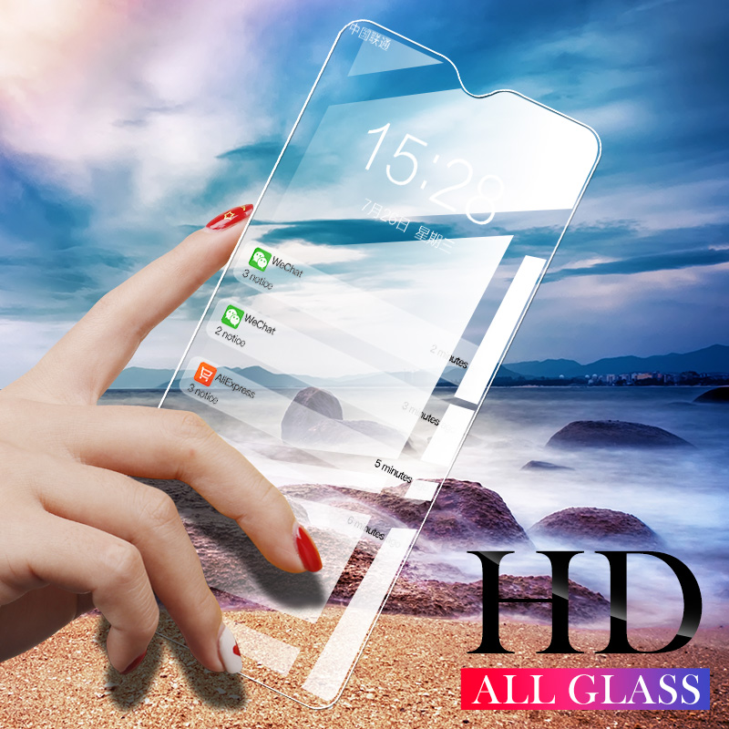 2pcs/Lot Tempered Glass <font><b>Screen</b></font> <font><b>Protector</b></font> For <font><b>Xiaomi</b></font> MAX <font><b>Mix</b></font> 2S <font><b>2</b></font> Note 8 7 3 Pro For Redmi 8A 7A 7 4A 4 3s Explosion Proof Film image