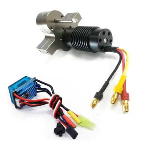WPL C14 C24 Modified Component Brushless Motor Metal Gearbox