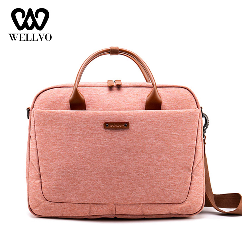 Fashion Urban Notebook Laptop Bag Women Office Briefcase Case For 14/15.6'' Pocketbook Men Business Shoulder Travel Bags XA809WB