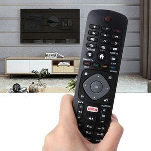 Image 2 - جهاز تحكم عن بعد أسود لاستبدال تلفزيون فيليبس نيتفليكس الذكي 398GR08BEPHN0012HT 1635008714 43PUS6162 398GR08BE