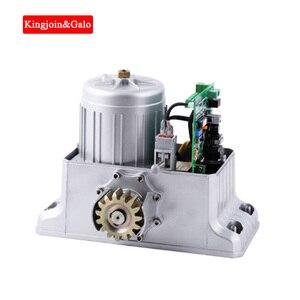Image 4 - Ouvre porte coulissant électrique lourd de système de vitesse résidentiel/moteur de porte coulissante avec le kit de télécommande de supports en acier de 4m