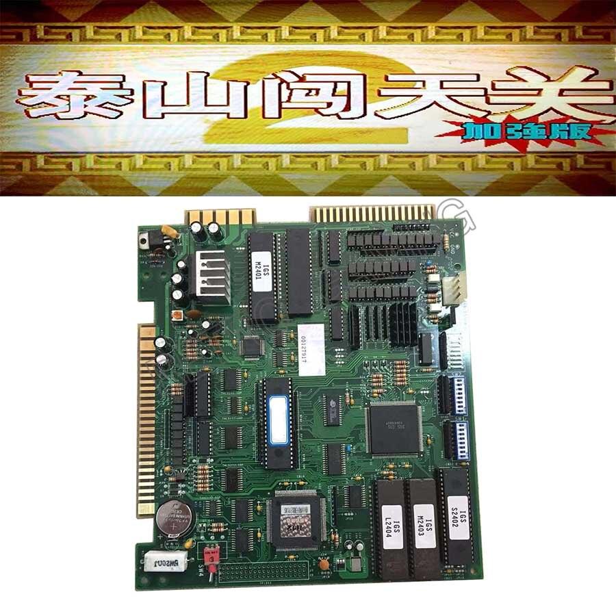 1 sztuka Tarzan II kasyno gniazdo PCB mario gra wideo płyta główna PCB dla Arcade maszyna do gier na monety