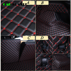 Image 4 - Custom leather Car Trunk Mats For BMW F10 F11 F15 F16 F20 F25 F30 F34 E60 E70 E90 1 3 4 5 7 Series GT X1 X3 X4 X5 X6 Z4 6D