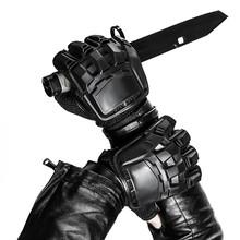 Rękawice taktyczne męskie rękawice treningowe wojskowe armii Outdoor Combat Airsoft Paintball wspinaczka strzelanie pół palca rękawiczki dla mężczyzn tanie tanio TRIBAL HAWK Mężczyźni Nylon Dla dorosłych Stałe Nadgarstek Nowość HT021 tactical gloves Airsoft Gloves Shooting Finger Gloves