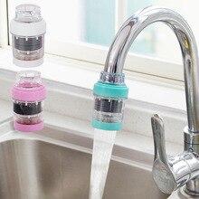 Фильтр для воды водопроводной фильтр для воды бытовой фильтр очиститель воды бытовая ванная комната экономии воды кухонный кран фильтр