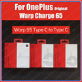 Оригинальный адаптер питания OnePlus Warp Charge 65 Вт с USB C на Type C, ЕС, Великобритания, 10 в, 6,5a, OnePlus 9 Pro 9R 8T 8 Pro 7T Pro Nord