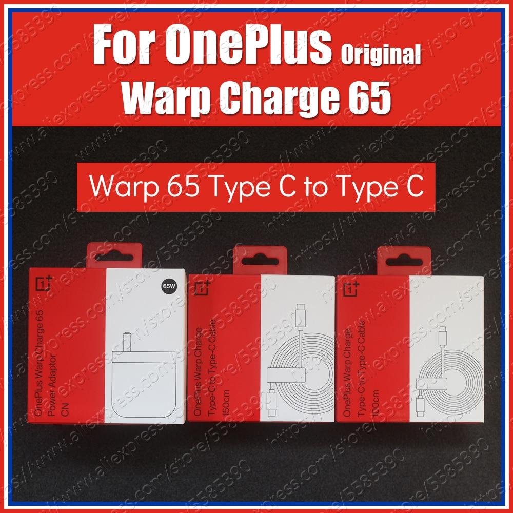 Vca7ja 45w pd original oneplus warp carga 65w adaptador de energia ue uk 10v 6.5a usb c para tipo c para oneplus 8t pro 8 7t pro nord