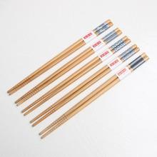 Науглероживанный Bamboo Дом, Свежий Современный Стиль Посуда Палочки Для Еды Коробка Печатания Ручной Работы Изысканный Подарок
